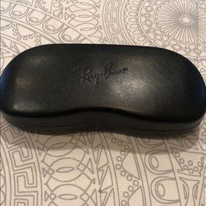 Ray-Ban sunglass case 😎